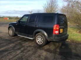 Landrover Discovery 3 Automatic 7 seater