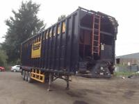 WEIGHTLIFTER TRI AXLE EJECTOR TRAILER
