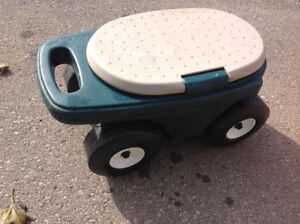 """Step2"" 22"" x 12"" Child Wagon w/storage capacity for toys"