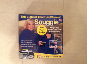 Brand new snuggle blanket for sale