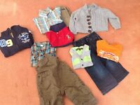 9-12 months boys cloths designer