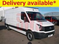 2015 Volkswagen Crafter CR35 TDi 2.0 DAMAGED REPAIRABLE SALVAGE
