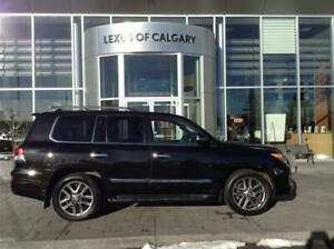 2015 Lexus LX 570 6A Executive Package