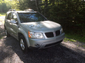 2006 Pontiac Torrent in great condition