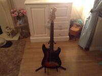 Hudson HSS Stratocaster Electric Guitar