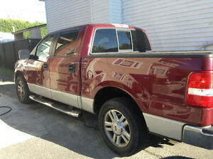 2006 Ford F-150 Couvert rabattable Camionnette