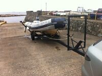 Boat trailer up to 17ft
