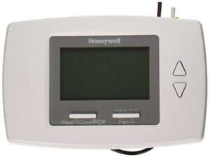 Honeywell SuitePRO 24 Vac 2-4 Pipe 3-Speed Fan Coil Thermostat
