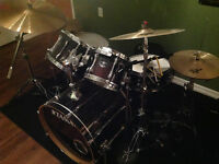 TAMA SUPERSTAR CUSTOM 5-PIECE KIT - DARK MOCHA FADE Unbelievable