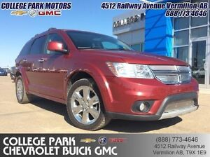 2011 Dodge Journey R/T   - remote start -  power seats - $122.97