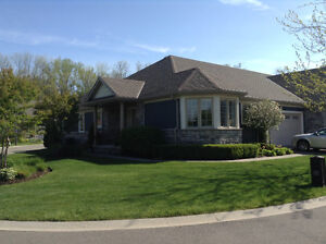 10 ++ Luxury End Unit Bungalow Town home in Crystal Beach, ON