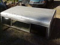 Canopy for full size pickup