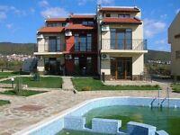 Sunny Beach Bulgaria-quiet apartment