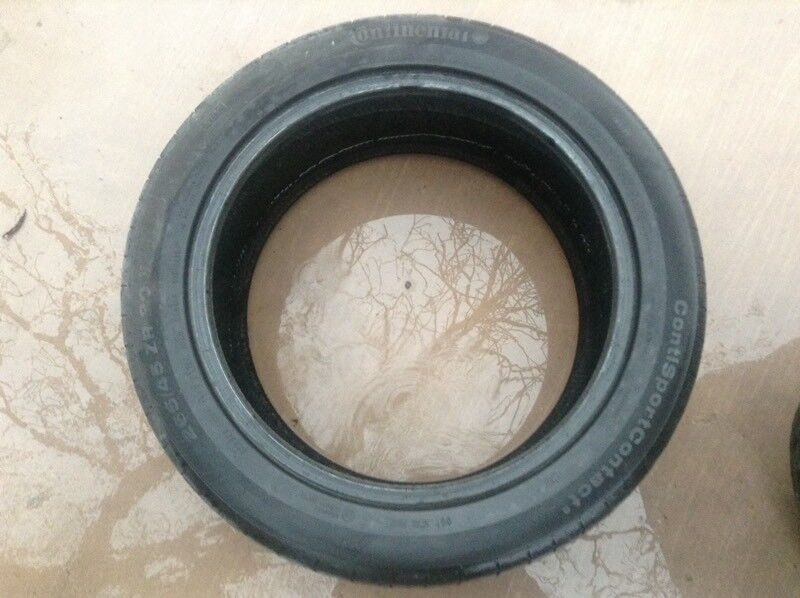 Tyres 265/45/20