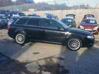 Audi A4 Avant 2.0T FSI Special Edition 2006MY S Line