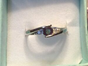 STERLING SILVER RINGS SIZE 7 St. John's Newfoundland image 2