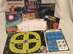 Space and Astronomy Exploration Set for Kids