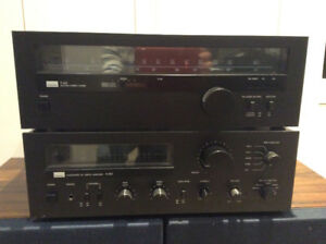 Vintage Sansui Integrated Amp & Stereo Tuner
