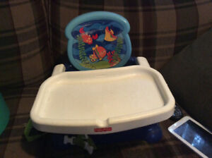 Highchair - Fisher Price Portable