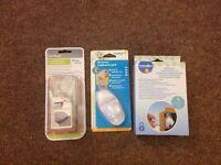 Selection of child safety kits