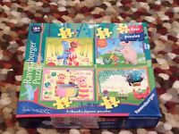 In the Night Garden First Puzzles