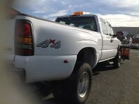 2006 Chevrolet Silverado 3500 4x4 DUALLY MUST SEE OFFERS WELCOME