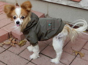 New with Tags Dog Coats