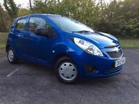 Chevrolet Spark 1.0 2012MY + £30 Road Tax Cheap Small Car