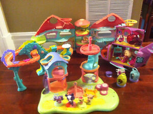 Littlest Pet Shop items