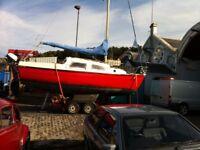 Sailing Yacht Leisure 22