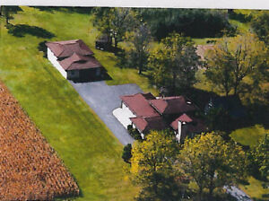 1.6 ACRES WITH A BEAUTIFUL HOUSE and LARGE SHOP