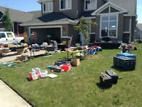 Gig yard sale today only!!!