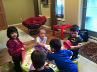 Tot's In Training Dayhome- LaCombe