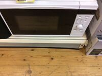 Tesco microwave 700w used but in good condition