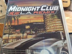 Midnight Club LA Remix