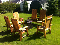 OUTDOOR DECK FURNITURE FOR SALE