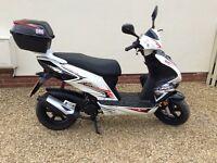 AJS FIREFOX 50cc. 2012
