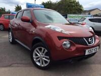 2012 Nissan Juke 1.6 16v Acenta Premium 5dr