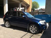 Suzuki Grand Vitara SZ5. Automatic, 2.4, petrol, 2 owners.