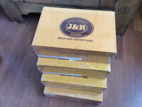 3 boxes cigars for sale