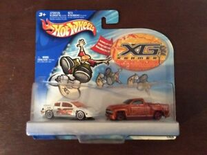 BUBBA - Packaged HOT WHEELS Items #1B
