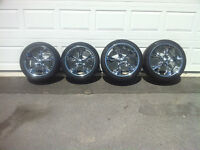 FOOSE rims and tires for sale