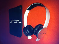 **WOW** Sol Republic TRACKS HD On-Ear Headphones ÉCHANGE PSP