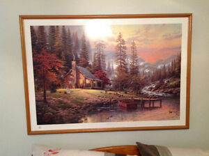 Picture of a Cabin in the Woods