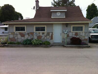 Port stanley cottage, short term rental