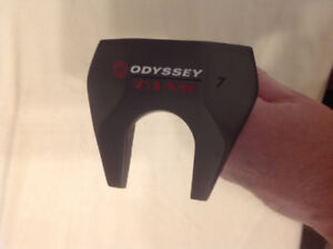Odyssey counterbalance Tank #7 putter mint