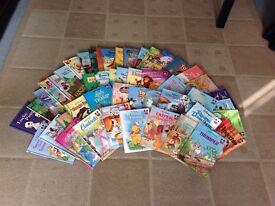 Set of 50 Disney Story Books
