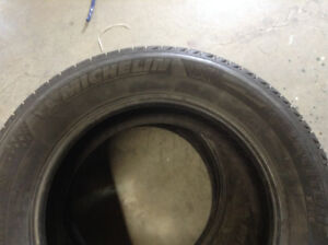 2 different tire sizes for sale