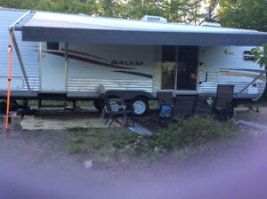 2010 Salem camper for sale. 31 ft