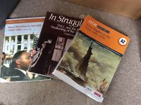 ALevel History Civil Rights Movement books